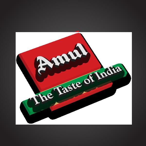 Amul Logo ,Logo , icon , SVG Amul Logo