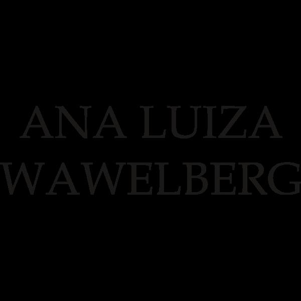 Ana Luiza Wawelberg Logo ,Logo , icon , SVG Ana Luiza Wawelberg Logo