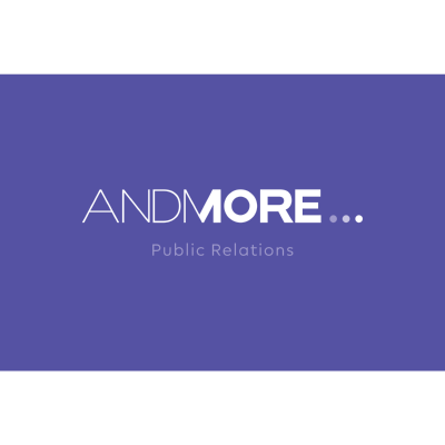 andmore ,Logo , icon , SVG andmore