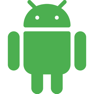 android ,Logo , icon , SVG android
