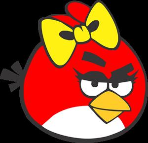 angry bird Logo ,Logo , icon , SVG angry bird Logo