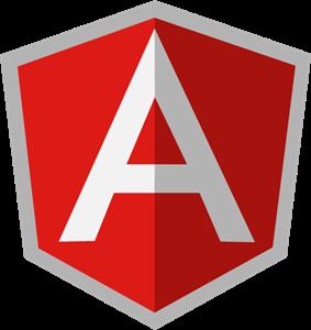 Angular Icon Logo ,Logo , icon , SVG Angular Icon Logo