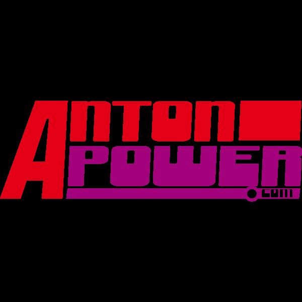 Anton Power Logo ,Logo , icon , SVG Anton Power Logo