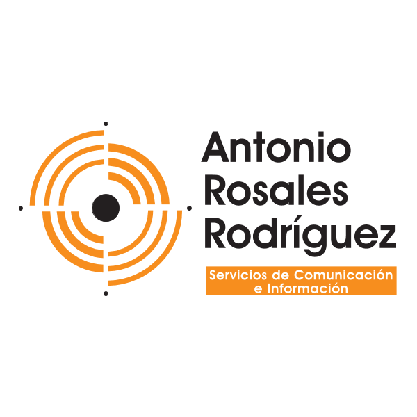 Antonio Rosales Rodriguez Logo ,Logo , icon , SVG Antonio Rosales Rodriguez Logo