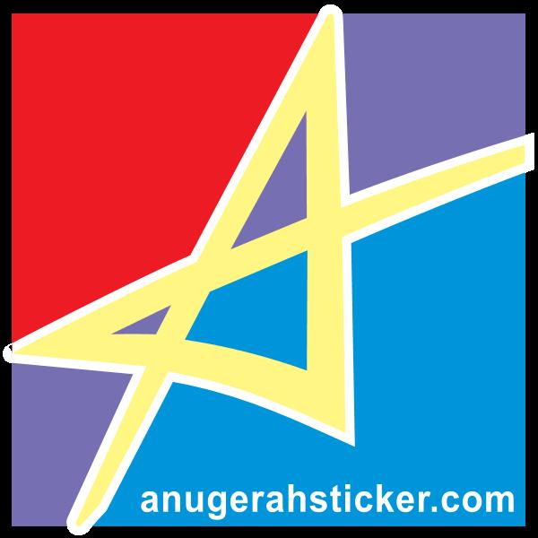 Anugerah Sticker Logo ,Logo , icon , SVG Anugerah Sticker Logo