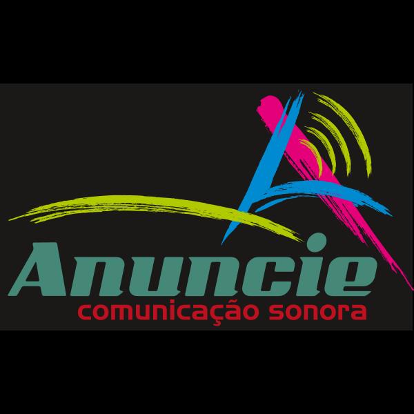 Anuncie Comunicação Sonora Logo ,Logo , icon , SVG Anuncie Comunicação Sonora Logo