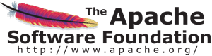 Apache software foundation Logo ,Logo , icon , SVG Apache software foundation Logo