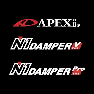 Apexi N1 Damper Logo ,Logo , icon , SVG Apexi N1 Damper Logo