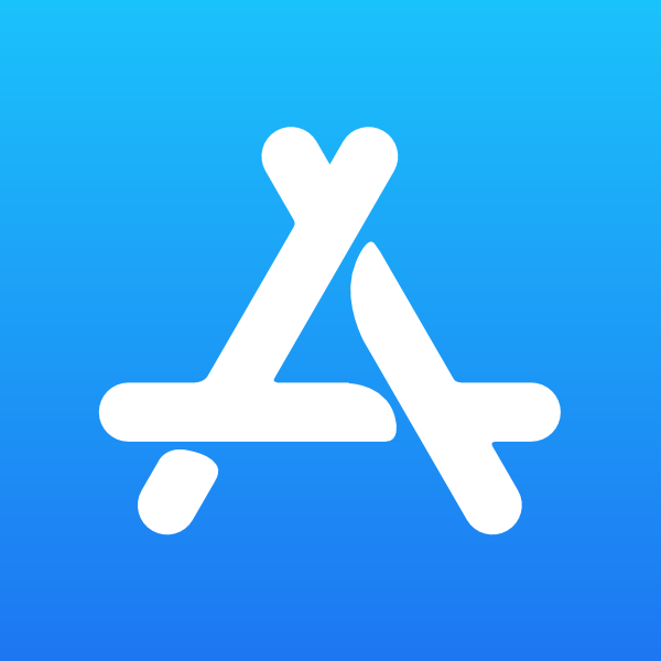 App Store ,Logo , icon , SVG App Store