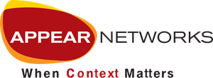 Appear Networks AB Logo ,Logo , icon , SVG Appear Networks AB Logo