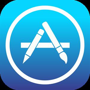 Apple App Store Logo ,Logo , icon , SVG Apple App Store Logo
