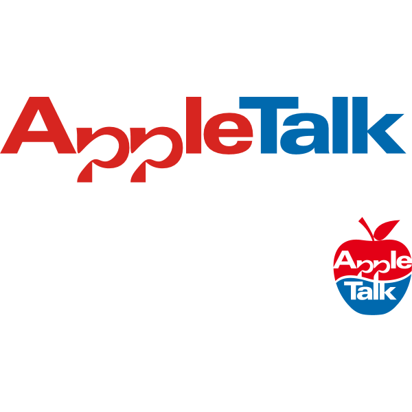 Apple Talk Logo ,Logo , icon , SVG Apple Talk Logo