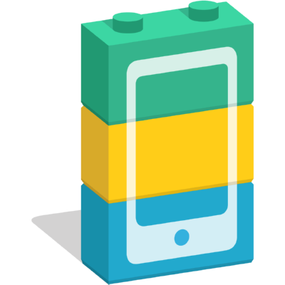 appmaker ,Logo , icon , SVG appmaker