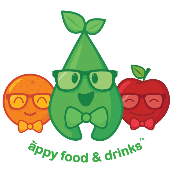 Appy Food and Drinks Logo ,Logo , icon , SVG Appy Food and Drinks Logo
