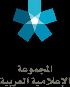 Arab Media Group (arabic) Logo