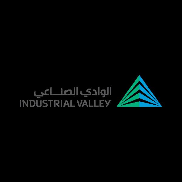 شعار الوادي الصناعي ,Logo , icon , SVG شعار الوادي الصناعي