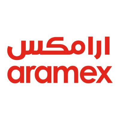 شعار aramex ارامكس ,Logo , icon , SVG شعار aramex ارامكس