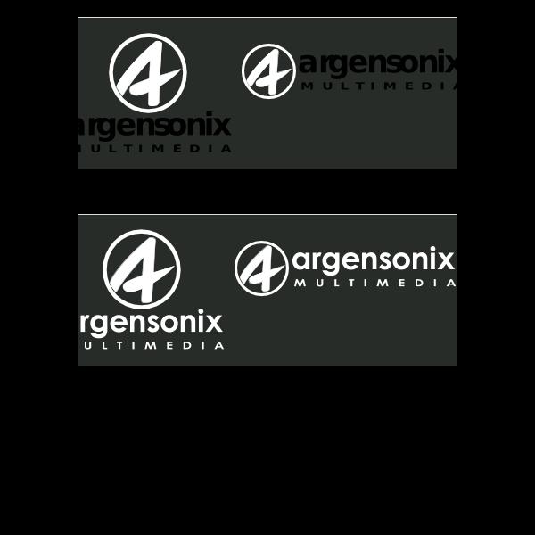 ArgenSonix Multimedia Logo ,Logo , icon , SVG ArgenSonix Multimedia Logo