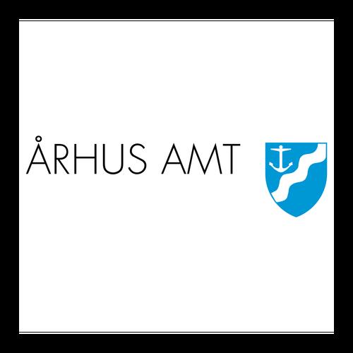 Arhus Amt ,Logo , icon , SVG Arhus Amt