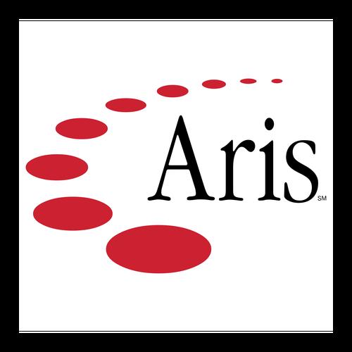 Aris ,Logo , icon , SVG Aris