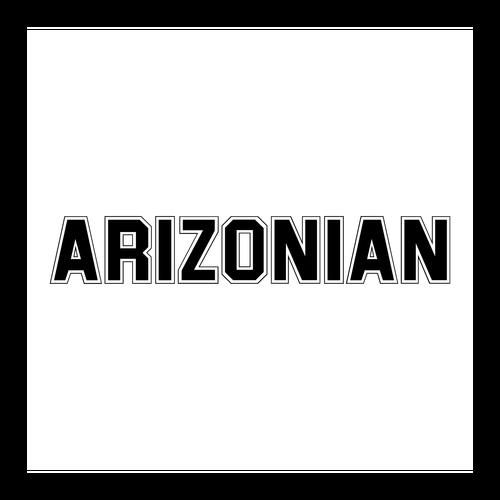 Arizonian ,Logo , icon , SVG Arizonian