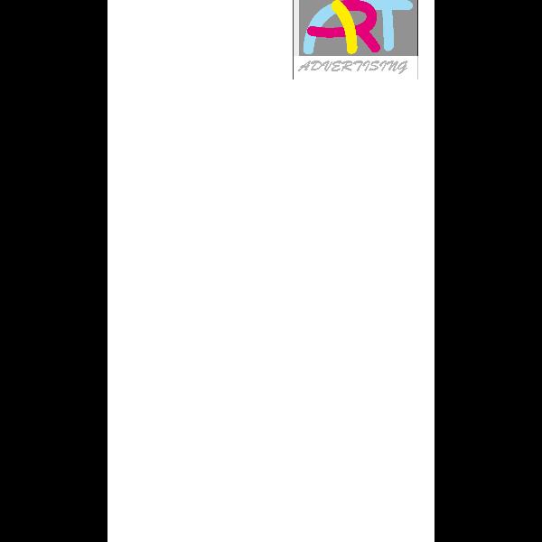 Art Advertising Logo ,Logo , icon , SVG Art Advertising Logo