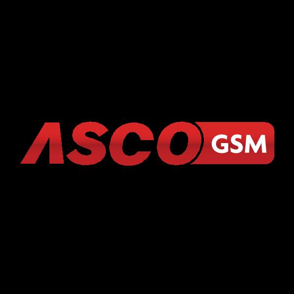 ASCO GSM Logo ,Logo , icon , SVG ASCO GSM Logo