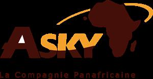 ASKY La Compagnie Panafricaine Logo ,Logo , icon , SVG ASKY La Compagnie Panafricaine Logo