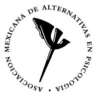 Asociación Mexicana de Alternativas en Psicología Logo ,Logo , icon , SVG Asociación Mexicana de Alternativas en Psicología Logo