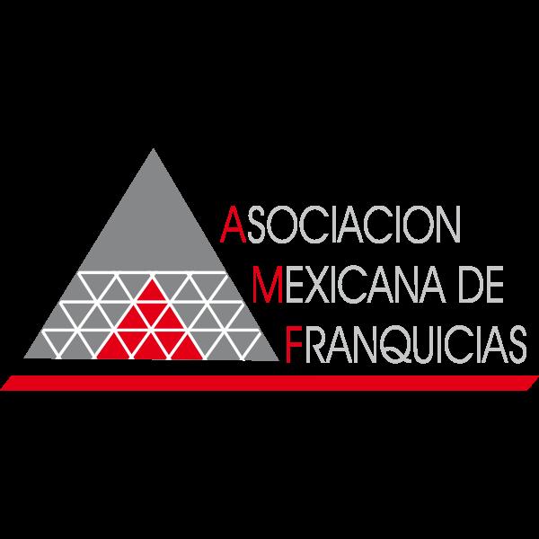 Asociacion Mexicana de Franquicias Logo ,Logo , icon , SVG Asociacion Mexicana de Franquicias Logo