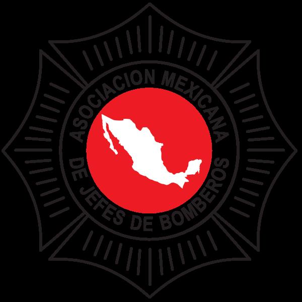 asociacion mexicana de jefes de bomberos Logo ,Logo , icon , SVG asociacion mexicana de jefes de bomberos Logo