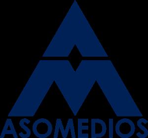 Asomedios Logo ,Logo , icon , SVG Asomedios Logo