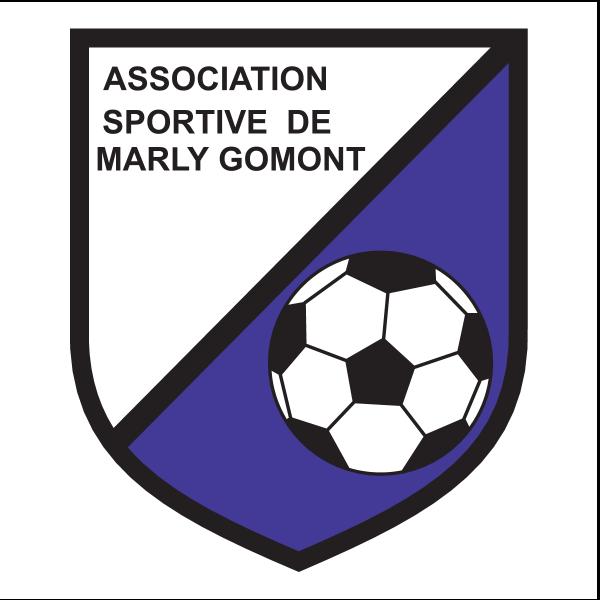 Association Sportive de Mary Gomont Logo ,Logo , icon , SVG Association Sportive de Mary Gomont Logo