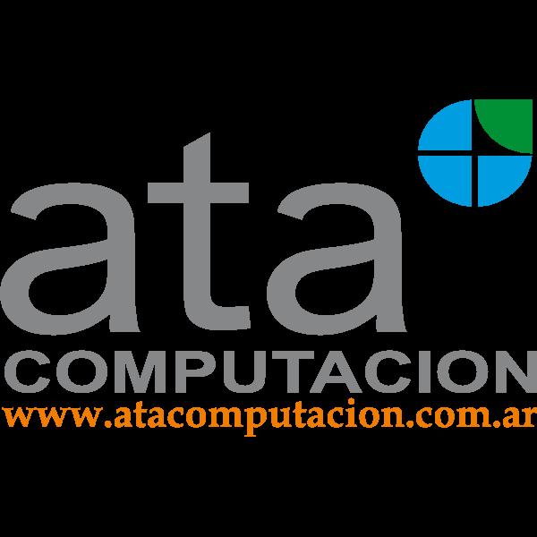ATA Computacion Logo ,Logo , icon , SVG ATA Computacion Logo