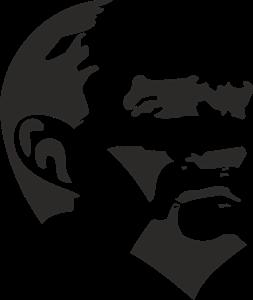 atatürk silüeti Logo ,Logo , icon , SVG atatürk silüeti Logo