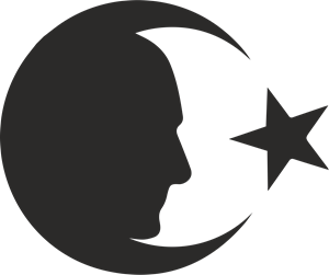 atatürk ve ayyıldız Logo ,Logo , icon , SVG atatürk ve ayyıldız Logo