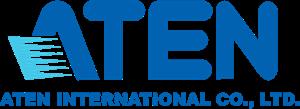 Aten International Logo ,Logo , icon , SVG Aten International Logo