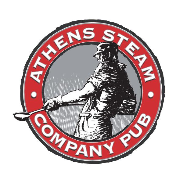 Athens Steam Logo ,Logo , icon , SVG Athens Steam Logo