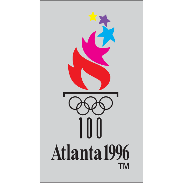 Atlanta 1996 Logo ,Logo , icon , SVG Atlanta 1996 Logo