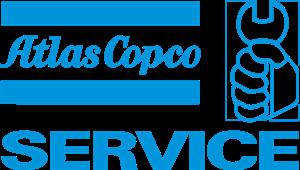 Atlas Copco Service Logo ,Logo , icon , SVG Atlas Copco Service Logo