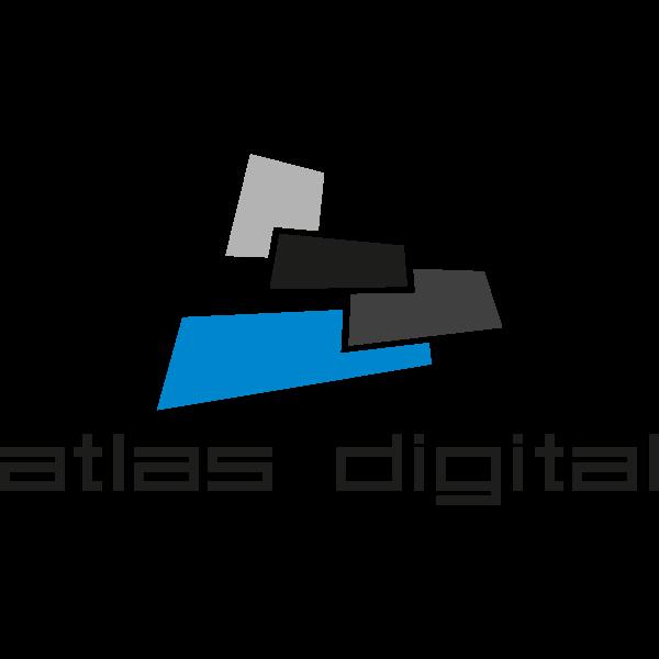 Atlas Digital Logo ,Logo , icon , SVG Atlas Digital Logo