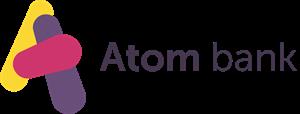 Atom Bank Logo ,Logo , icon , SVG Atom Bank Logo