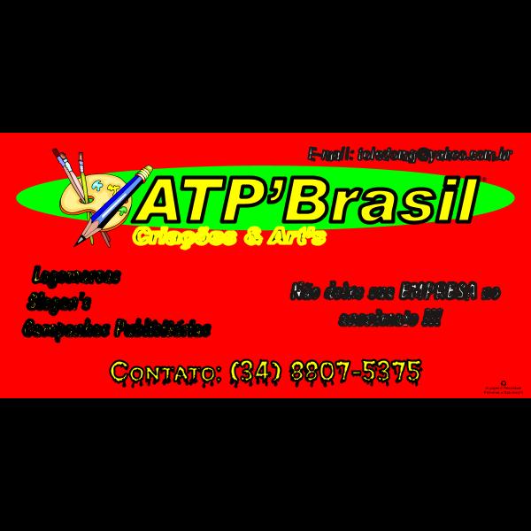 ATP'Brasil Logo ,Logo , icon , SVG ATP'Brasil Logo