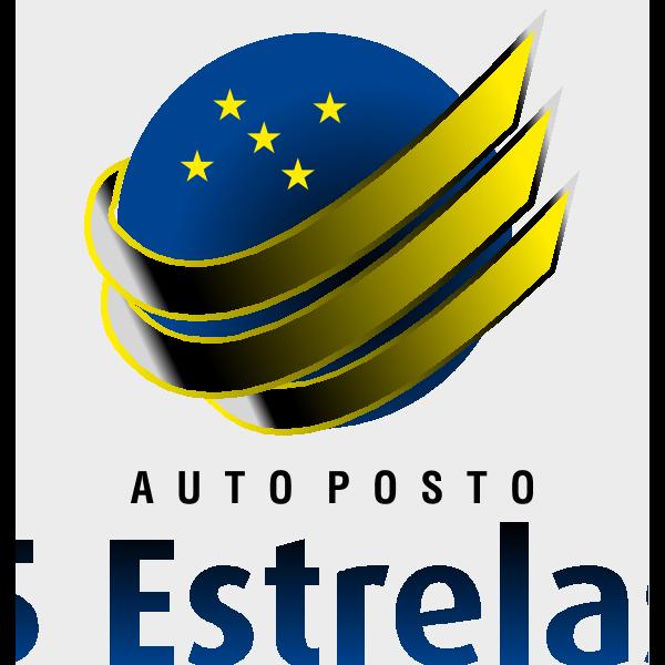 Auto Posto – 5 Estrelas Logo ,Logo , icon , SVG Auto Posto – 5 Estrelas Logo