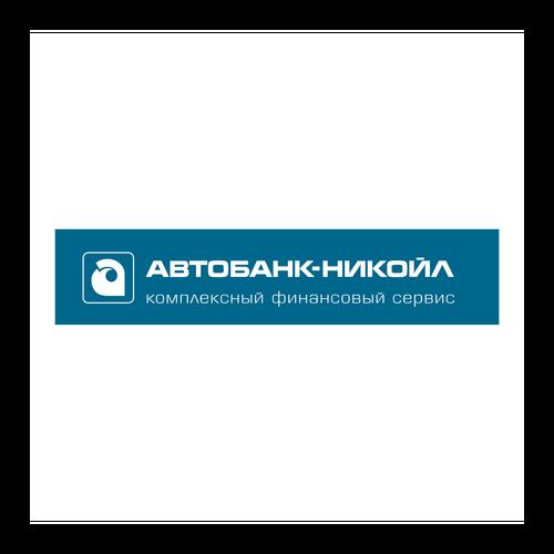 Autobank Nikoil ,Logo , icon , SVG Autobank Nikoil