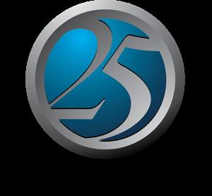 Autofin Auto 25 Aniversario Logo ,Logo , icon , SVG Autofin Auto 25 Aniversario Logo