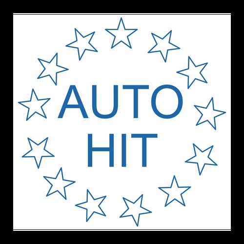 AutoHit ,Logo , icon , SVG AutoHit