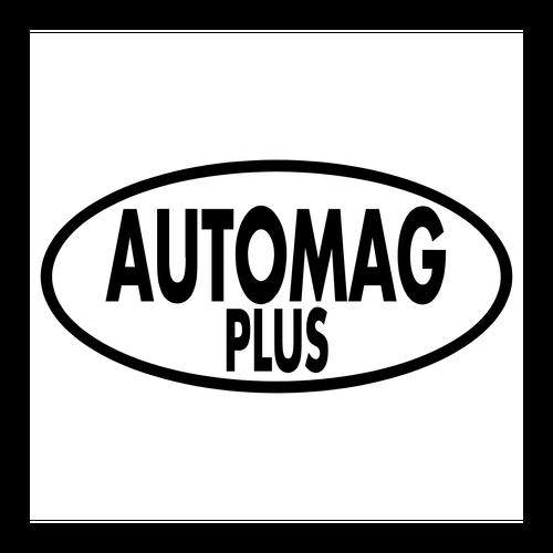 Automag Plus ,Logo , icon , SVG Automag Plus