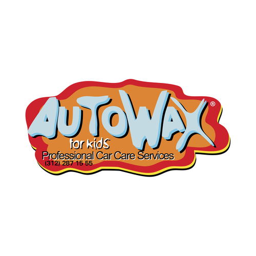 Autowax for kids ,Logo , icon , SVG Autowax for kids