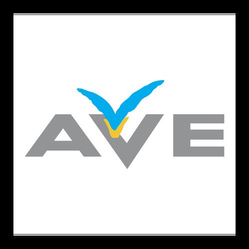 AVE ,Logo , icon , SVG AVE